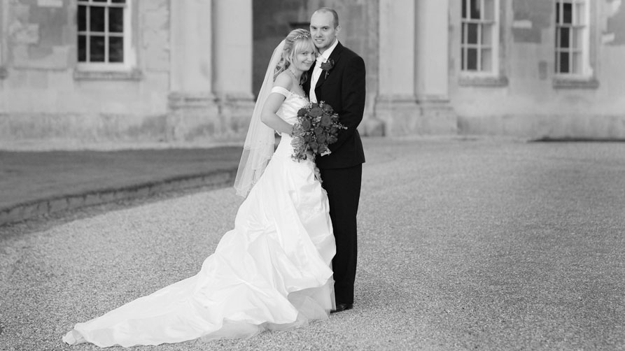 Matt and Lisa taken at Woburn Abbey 1