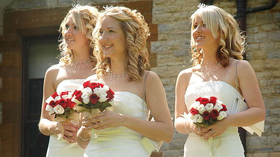 The Bridesmaids 1