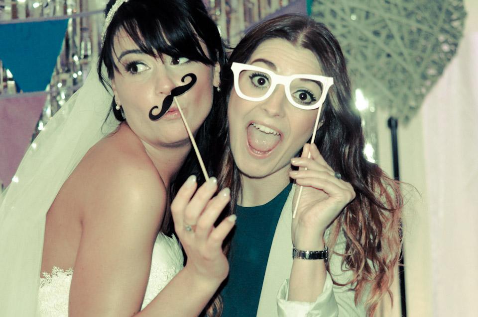 Photobooth - wedding photography leeds