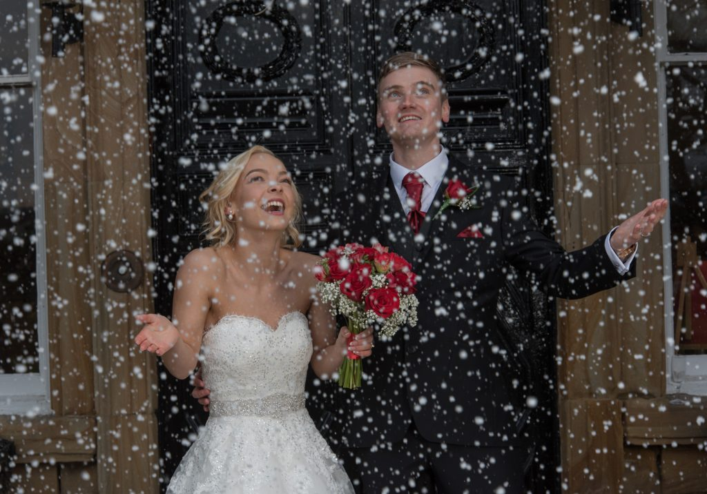 Special offer: Winter weddings for £499 3