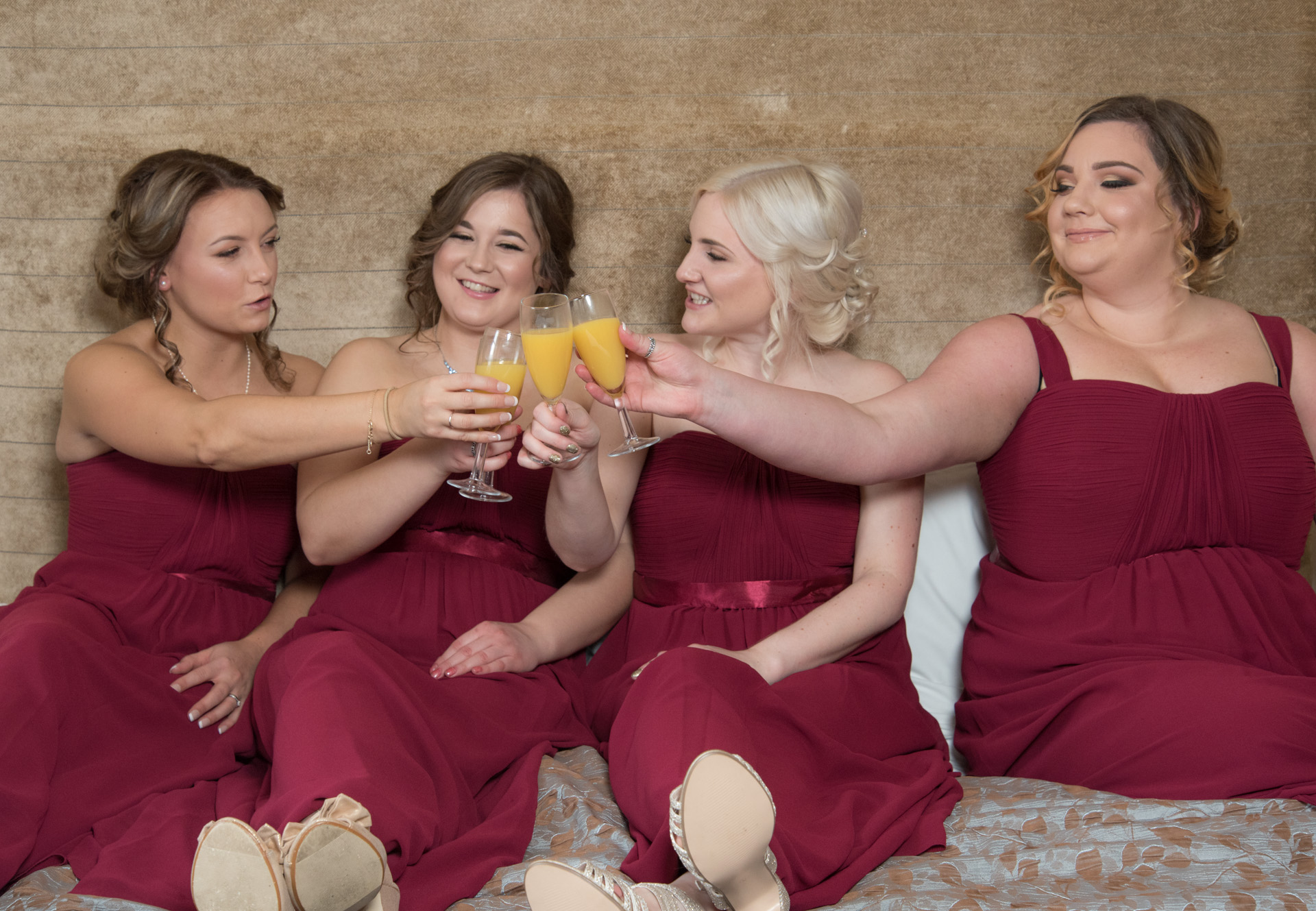 Dean and Jemma's ceremony at Waterton Park Hotel 10