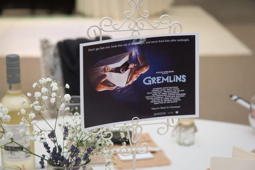 Wedding table setting 13
