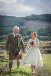 Scott and Denise at East Haugh, Pitlochry 3