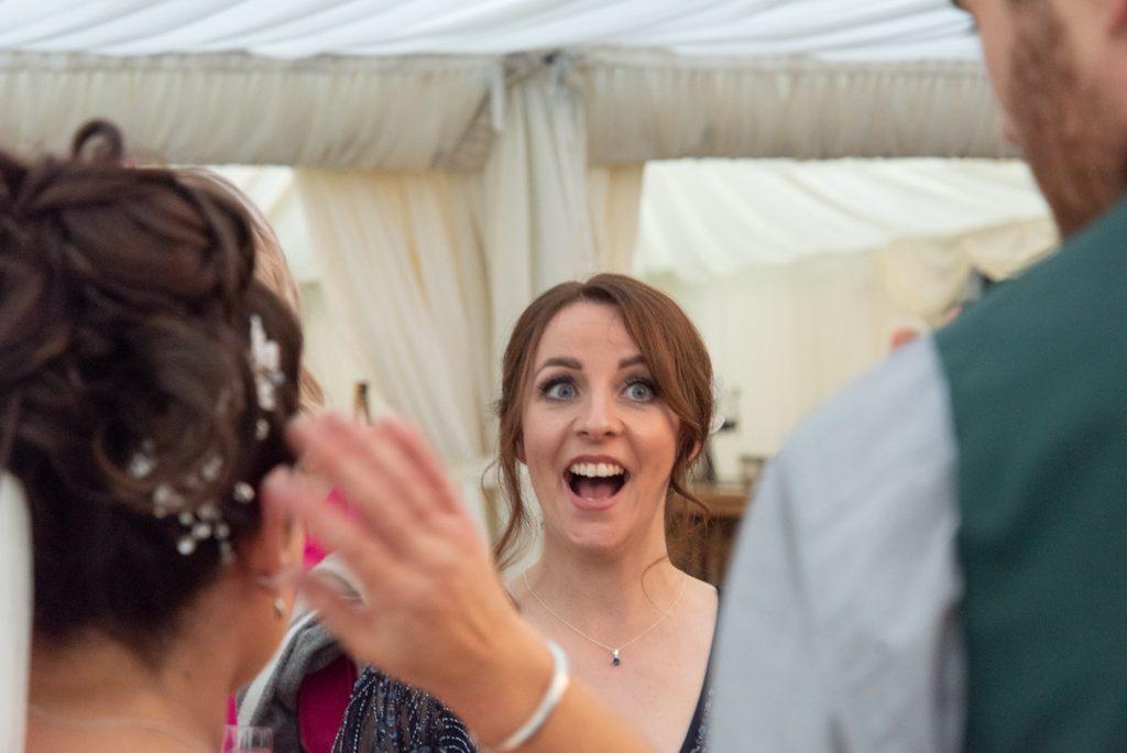 Lotta laughs, fun and dancing - Stephen & Reva at Dunkeld House Hotel 5
