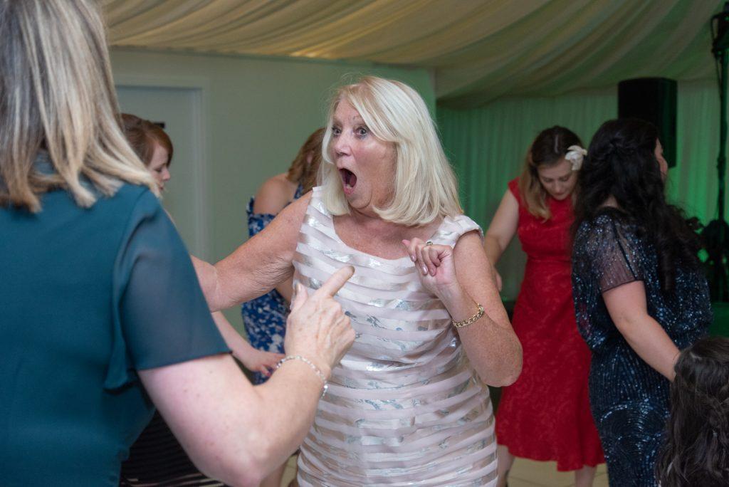 Lotta laughs, fun and dancing - Stephen & Reva at Dunkeld House Hotel 13