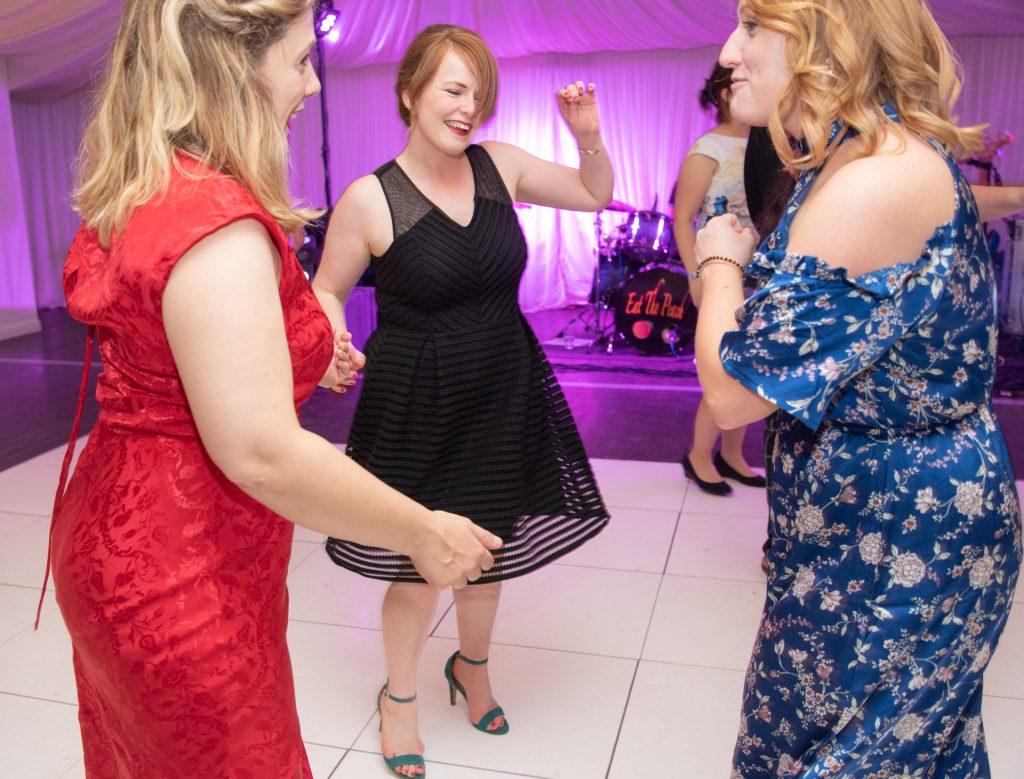 Lotta laughs, fun and dancing - Stephen & Reva at Dunkeld House Hotel 18