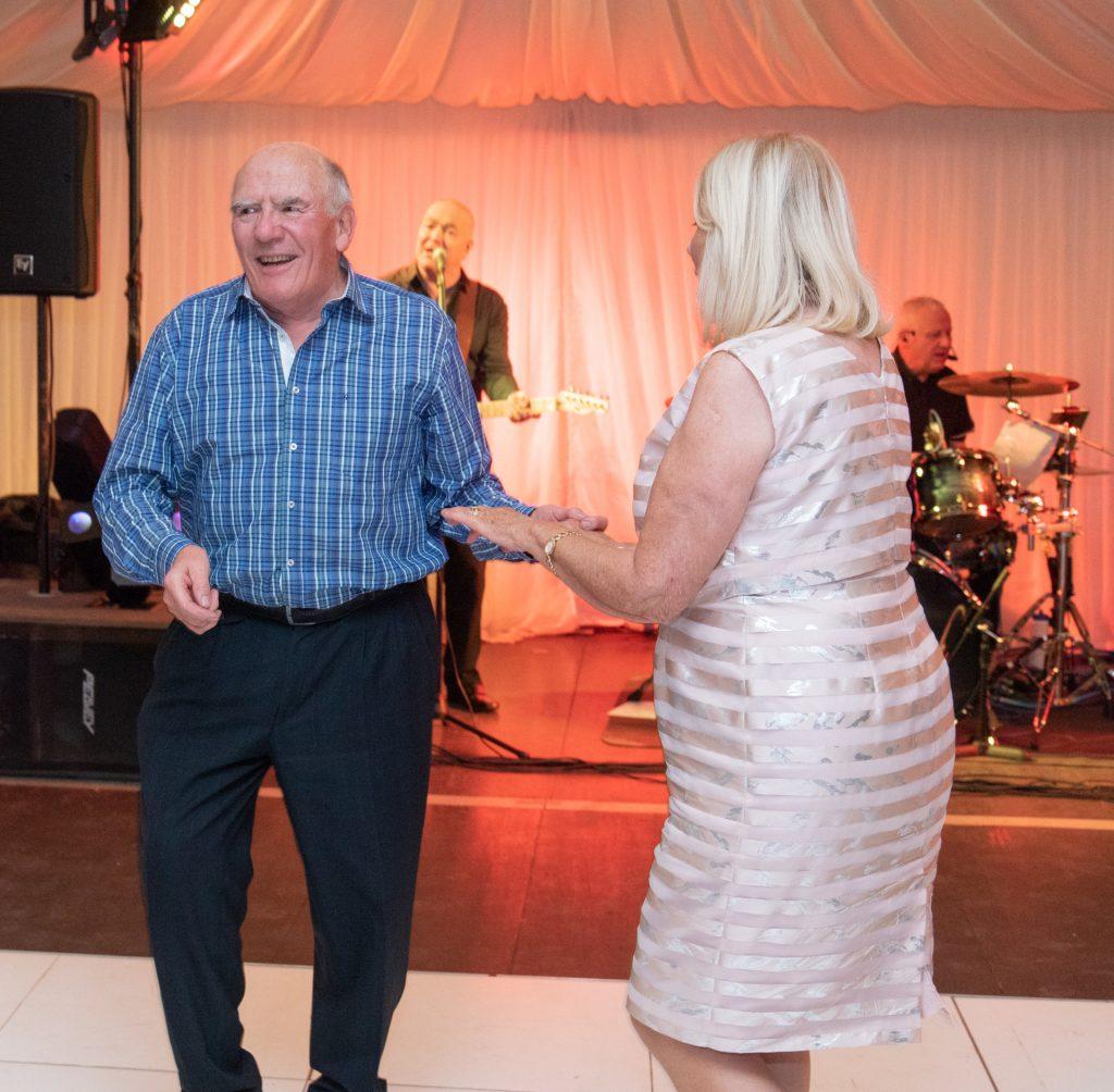 Lotta laughs, fun and dancing - Stephen & Reva at Dunkeld House Hotel 19