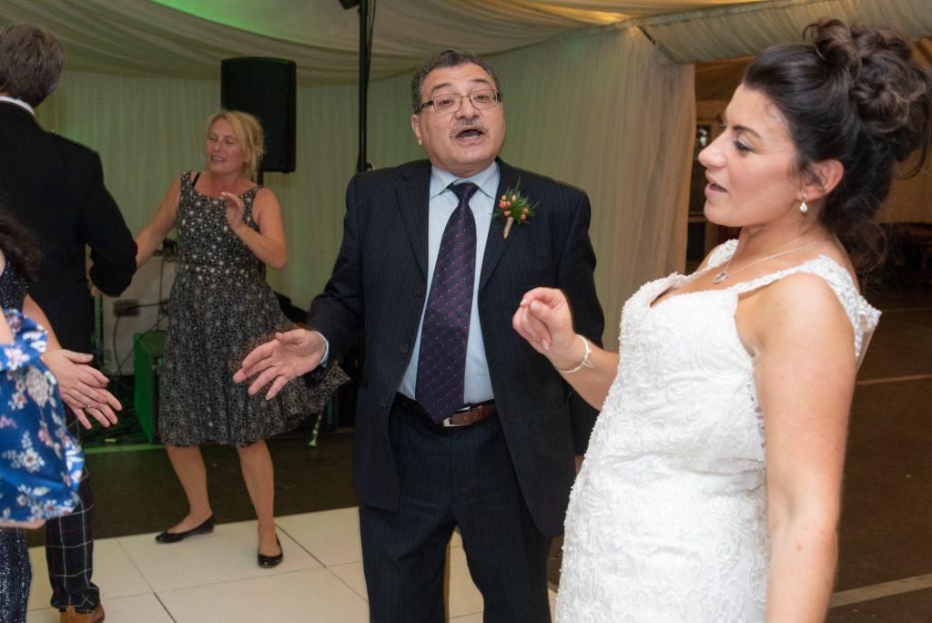 Lotta laughs, fun and dancing - Stephen & Reva at Dunkeld House Hotel 20