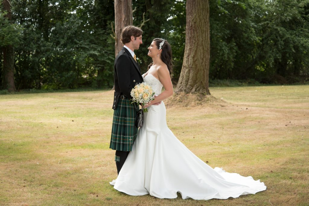 Paul and Meghan at Huntingtower Hotel, Perth 2