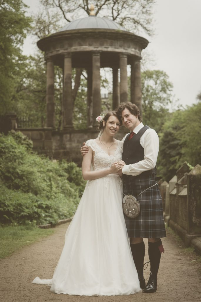 Dmitriy & Julia in Edinburgh 11