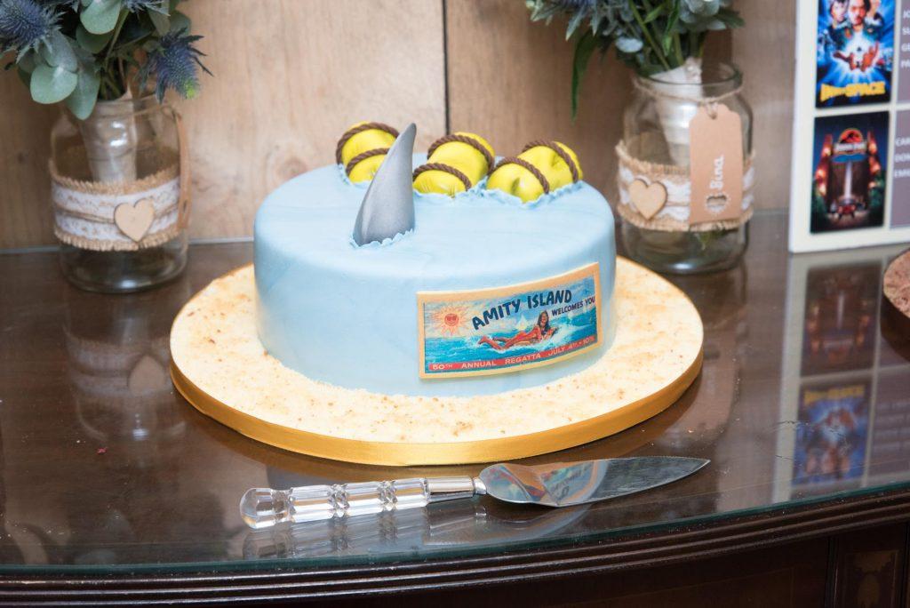 The Wedding Cake 9