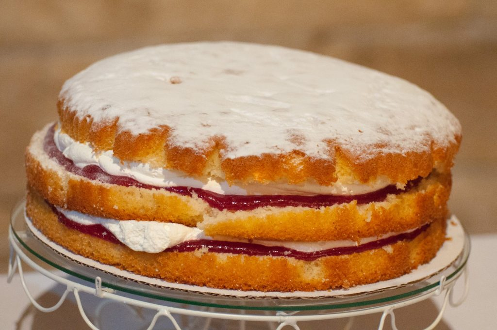 The Wedding Cake 8