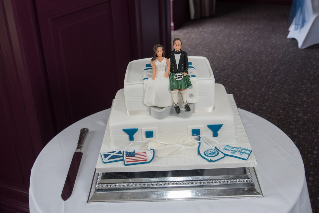 The Wedding Cake 4