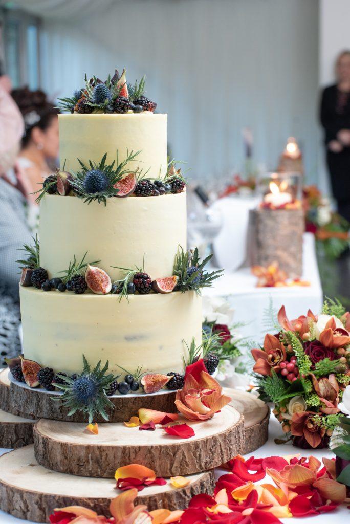 The Wedding Cake 1