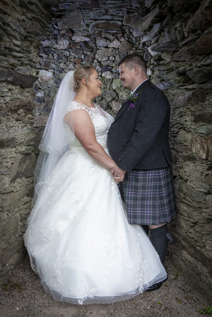 Greig and Pauline at Dunkeld House Hotel 9
