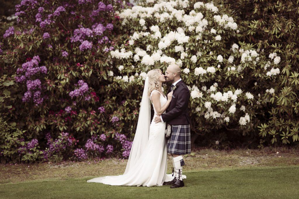 Murrayshall hotel wedding photography