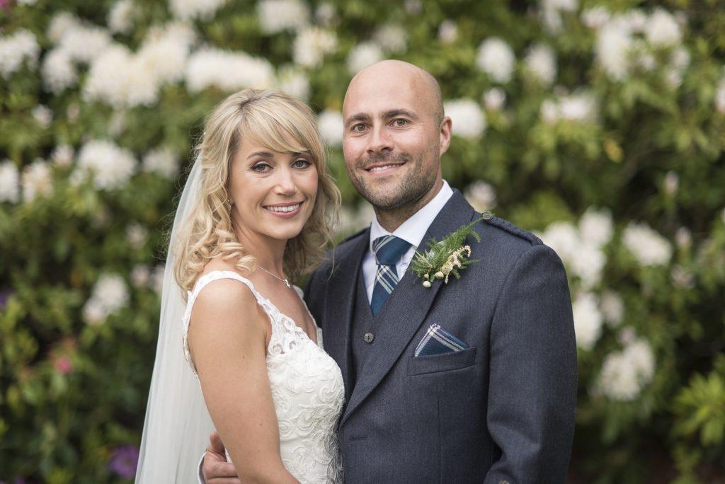 Rob and Caroline at Murrayshall 14