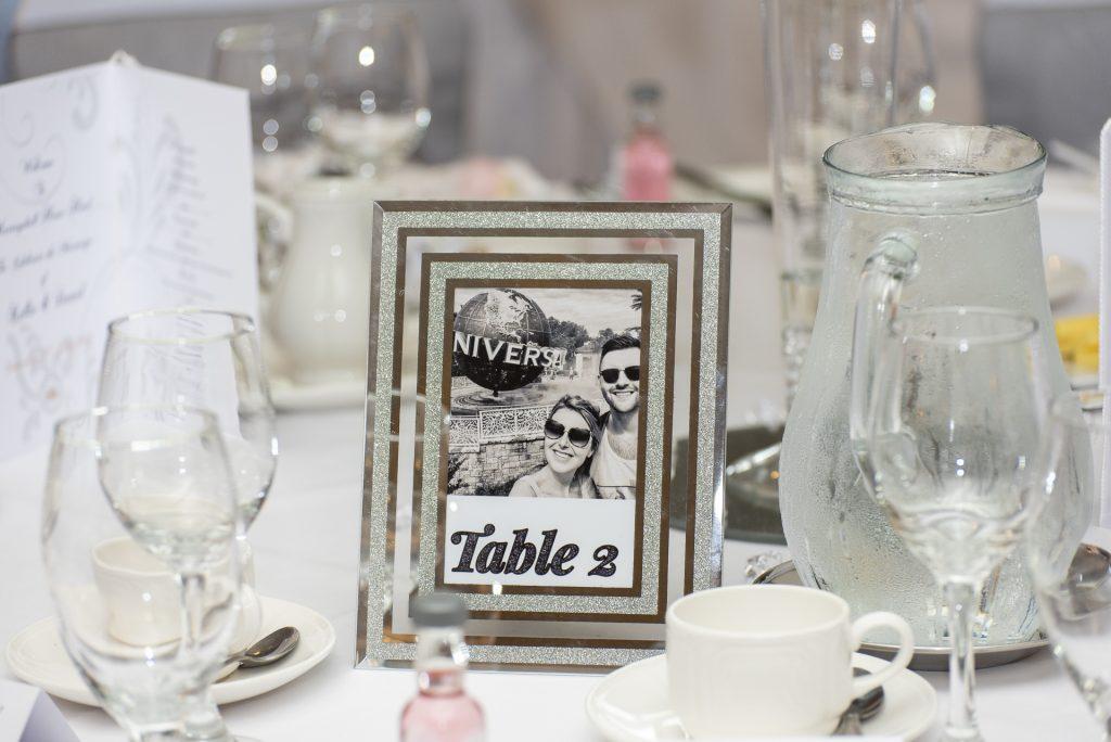 Wedding table settings plan 9