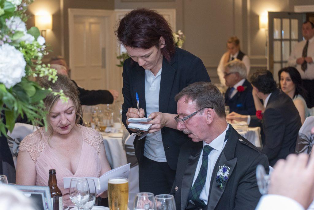 Daniel and Kellie - Reception at Murrayshall 6