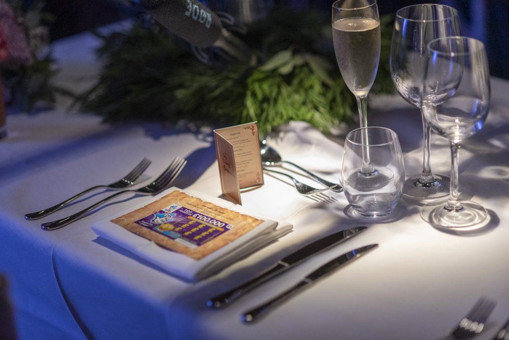 Wedding table setting 6