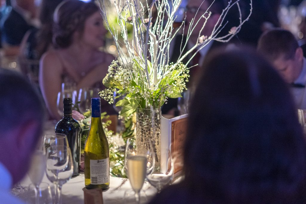 Wedding table settings plan 3