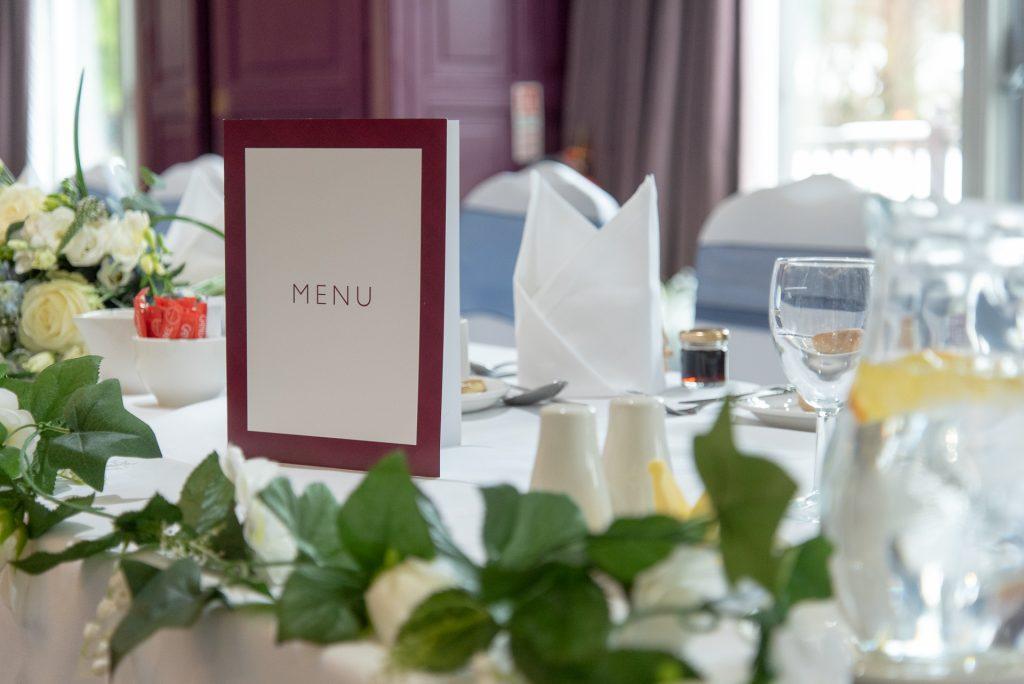 Wedding table settings plan 11