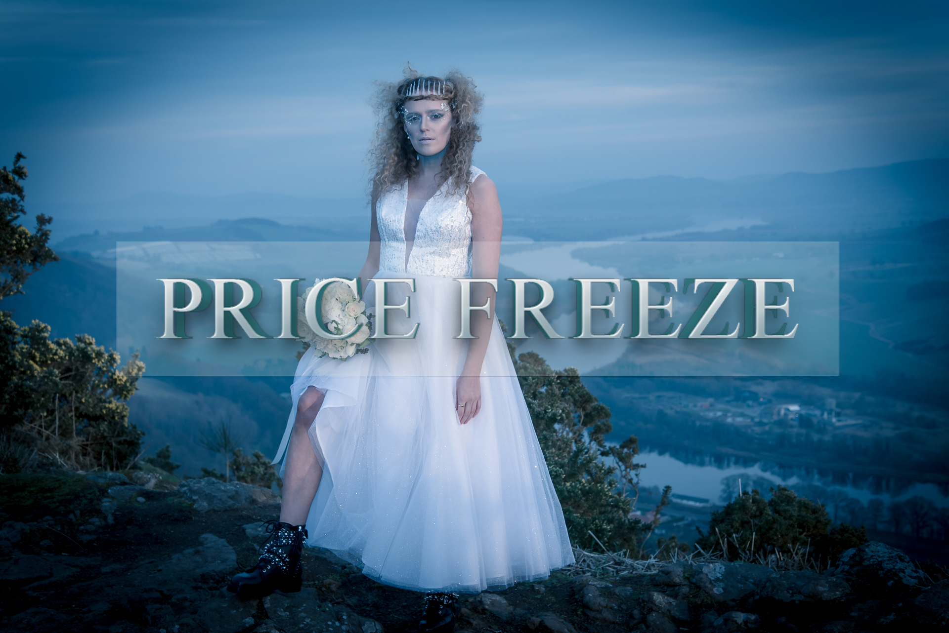 Book your wedding now, price freeze !!