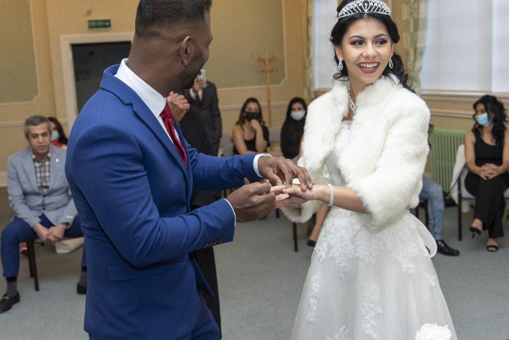 Registry weddings 1