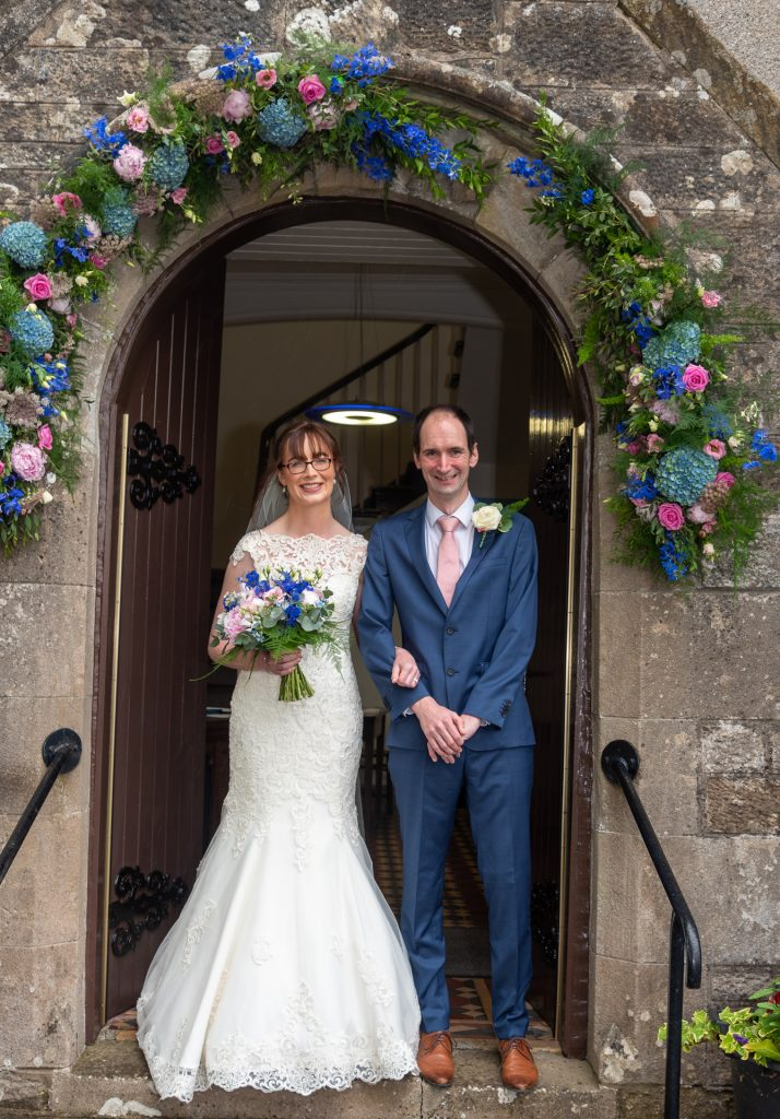 Andrew and Alana at Dunblane Hydro 4