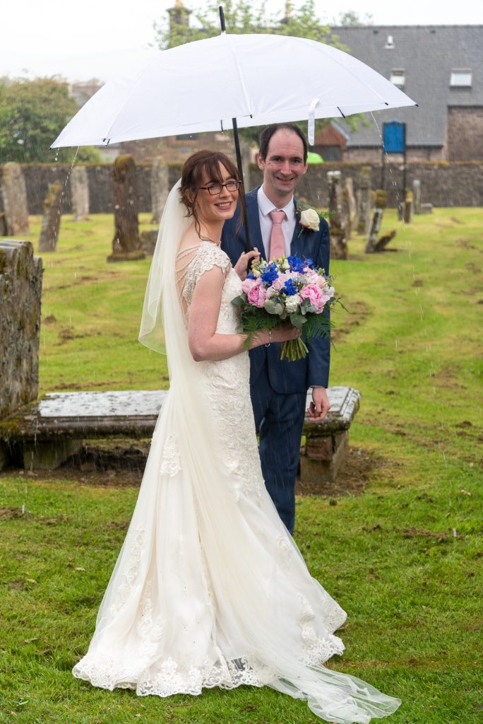 Andrew and Alana at Dunblane Hydro 5