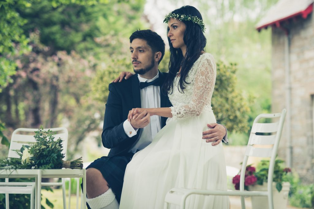 A Highland wedding - Tom & Sarah 2