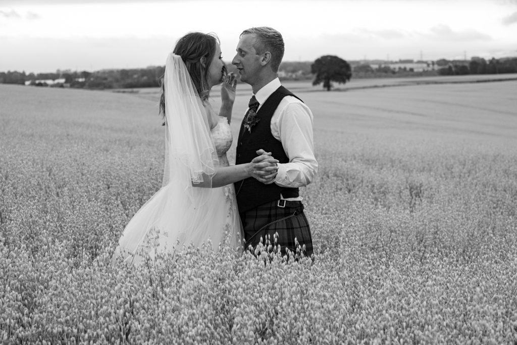 Amanda & Jonathan at St Johns Kirk then Fingask Farm 7