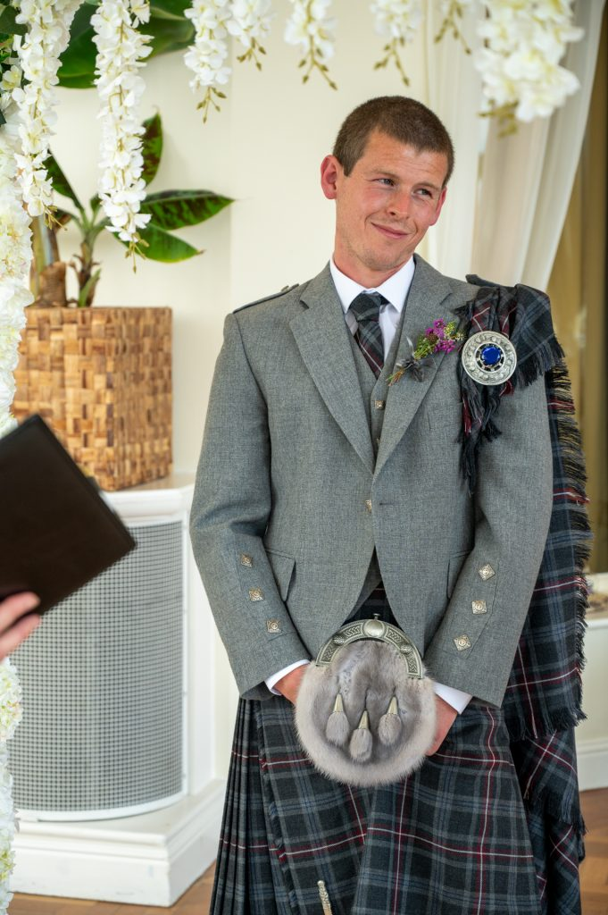 Jenna and Connor at Crieff Hydro 1