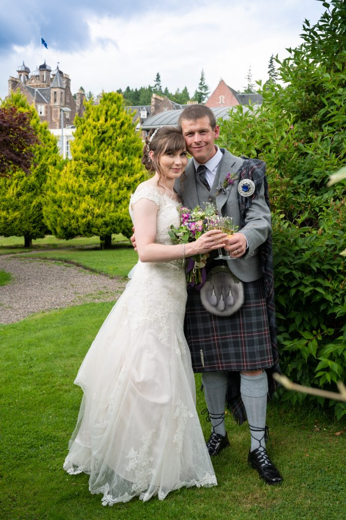 Jenna and Connor at Crieff Hydro 6