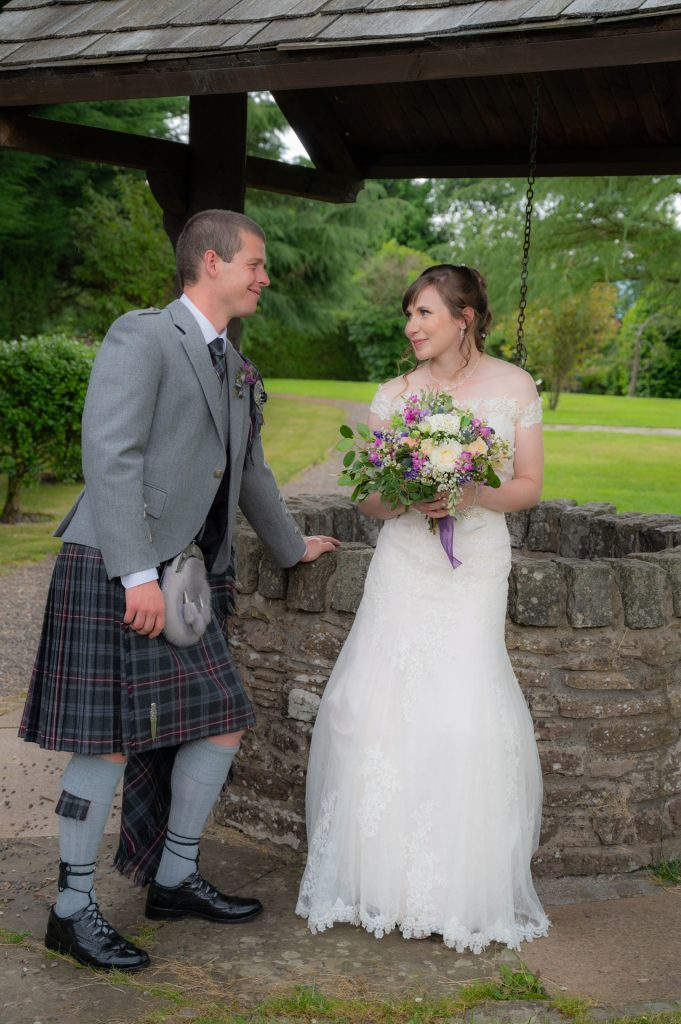 Jenna and Connor at Crieff Hydro 9